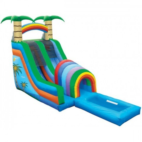 Funnel Tunnel Water Slide