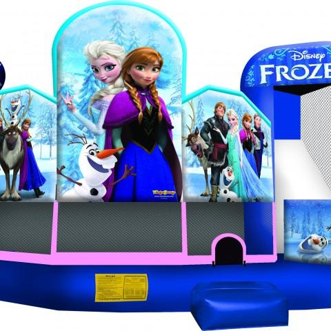 Disney's Frozen 5 in 1