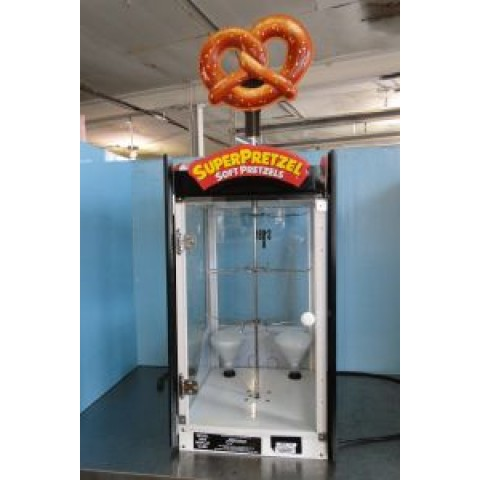 Hot Pretzel Machine