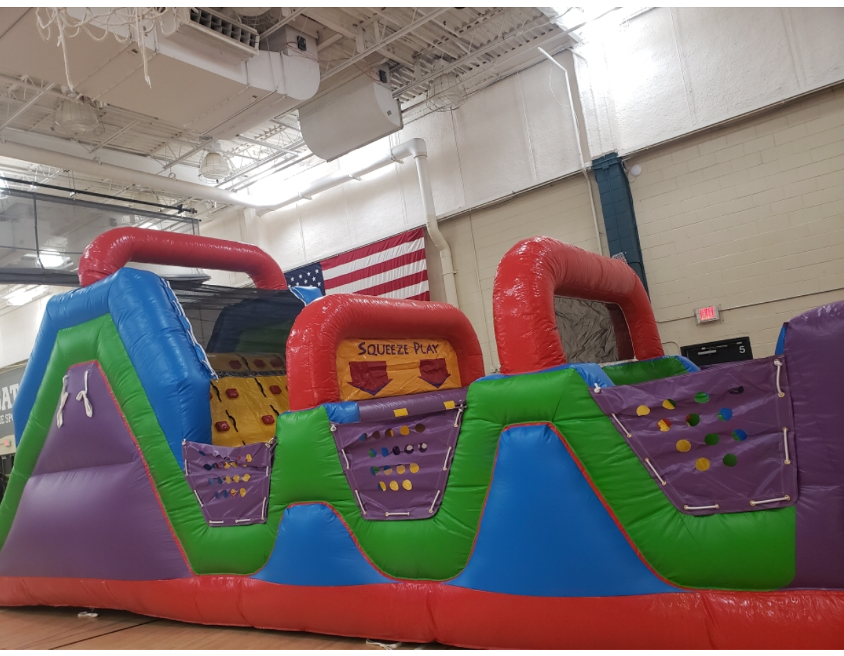 Wacky Jr. Obstacle